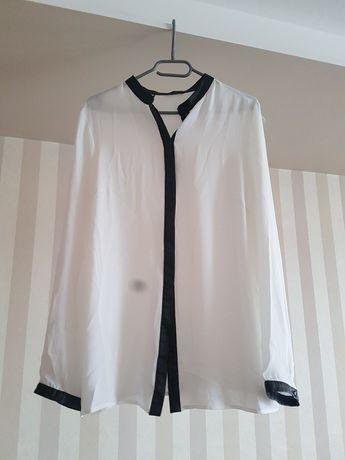 Biała koszula Mohito rozm. 42