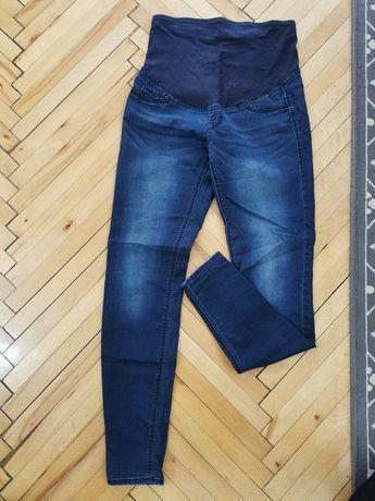Spodnie ciążowe hm 38