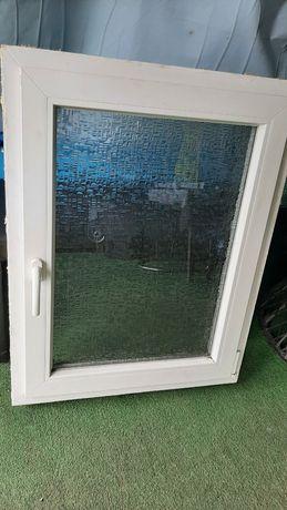 Okna białe PCV 77,5x100