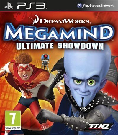 Mega Mind Ultimate Showdown PS3 Wrocław Sklep tomland.eu