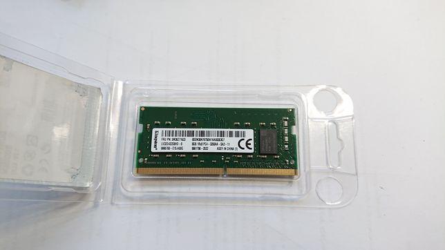 Kingston 8Gb DDR4 3200 SODIMM szybka pamięć do laptopa