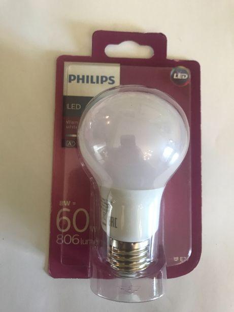 Żarówka LED Philips, gwint E27