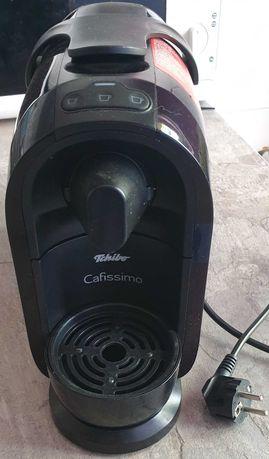 Ekspres do kawy Tchibo Cafissimo czarny + Gratisy