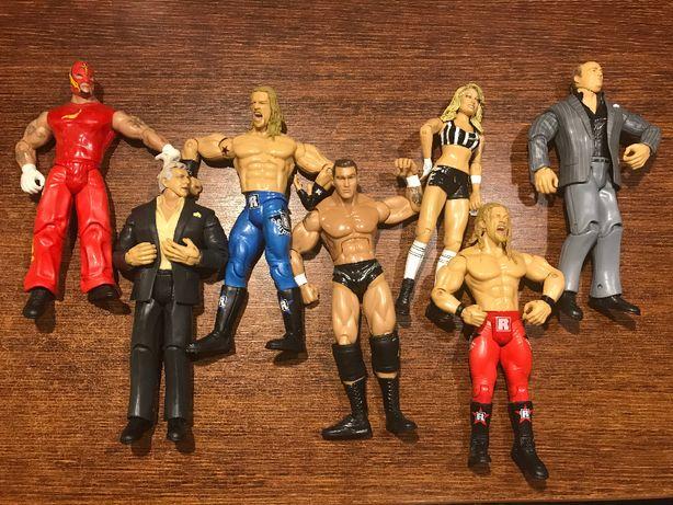 Figurki Wrestling