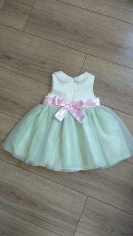 Нарядное платье на 1годик Новое!!!
