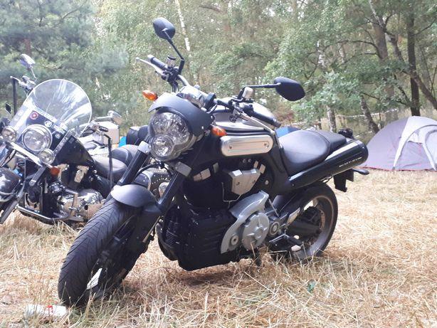 Yamaha Mt01 akrapovic