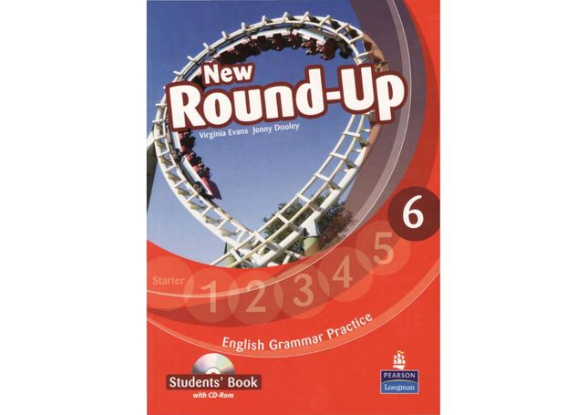 New Round Up 6: ClassBook + CD