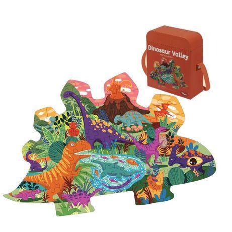 Пазл Динозавр 105 элементов