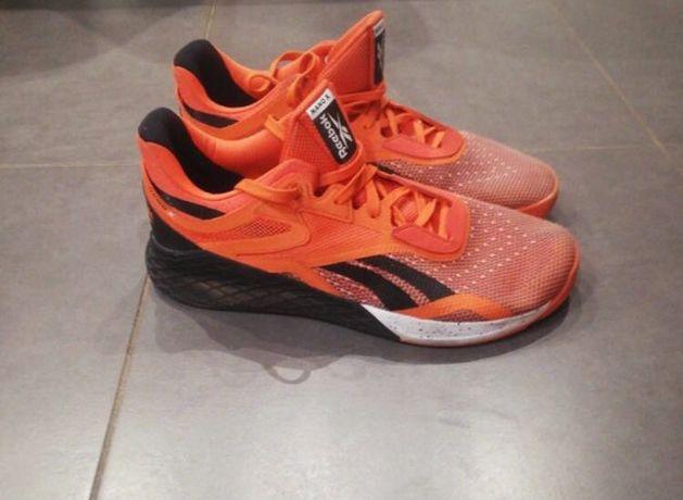 Tenis reebok nano e Nike metcon para crossfit