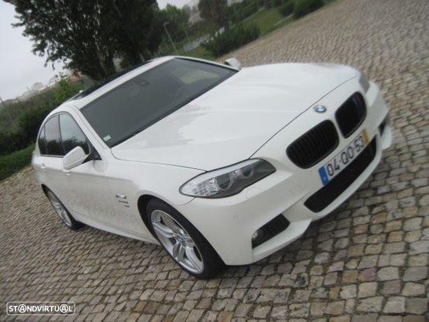 BMW 525 d xDrive Pack M Auto
