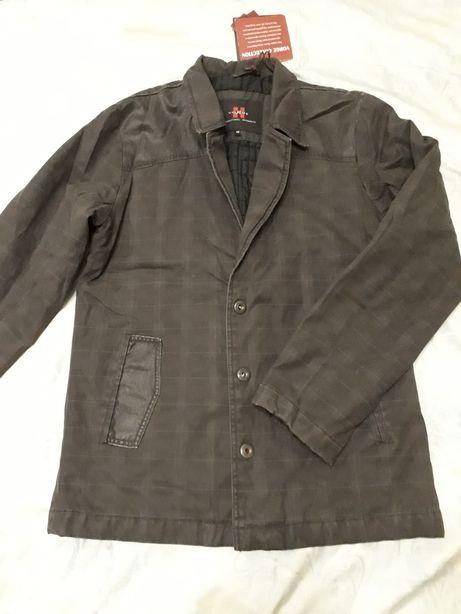 Пиджак-куртка мужской утепленный, размер S-M
