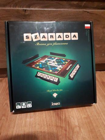 Gra planszowa Szarada polska wersja Scrabble