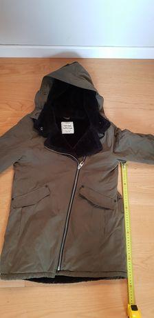 Kurtka zimowa Zara Girls 140cm