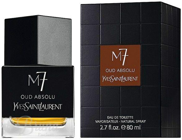Yves Saint Laurent YSL M7 Oud Absolu туалетная вода 80мл