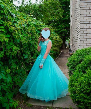 Выпускное, праздничное платье
