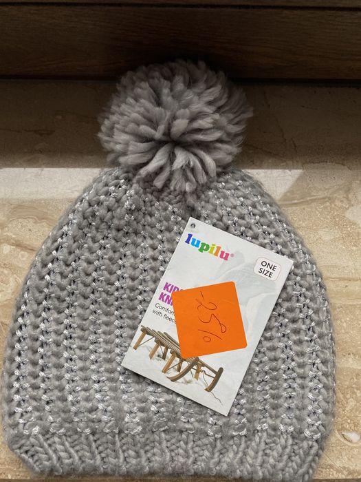 Nowa czapka zimowa, Lupilu Łódź - image 1