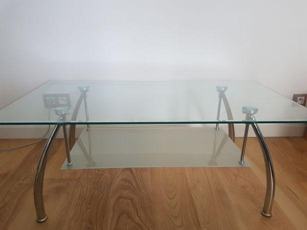 Stolik szklany