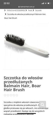 Balmain Hair 100% włosie dzika Szczotka do włosów przedłużanych