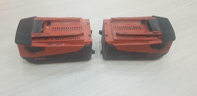 bateria akumulator hilti 36v li-lon 6.0Ah młot udarowy wiertarka klucz