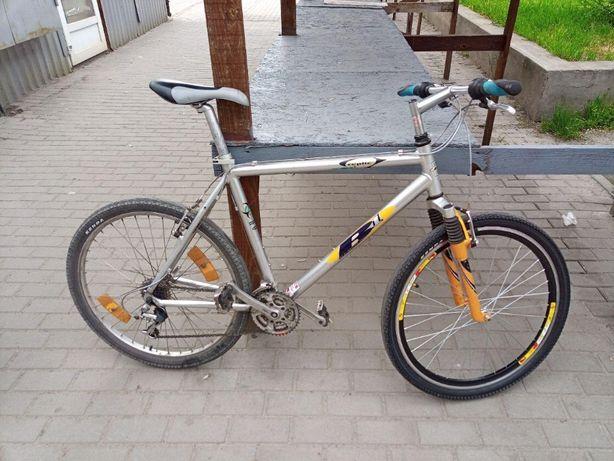 Горный велосипед алюминий MTB в хорошем состоянии