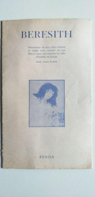 "Manuel Cadafaz de Matos - ""Beresith"" - (Fenda)"