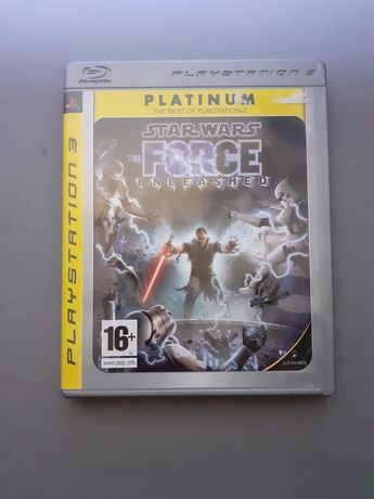 Gra na PS3 Star Wars The Force Unleashed