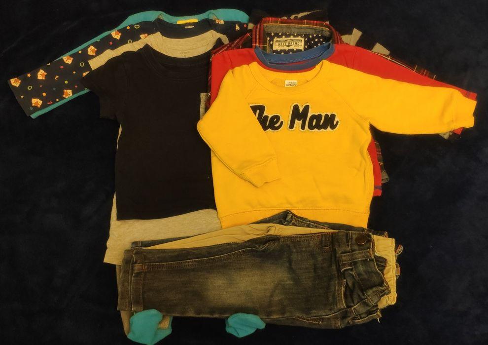 Пакет вещей на мальчика 9-12 месяцев Киев - изображение 1