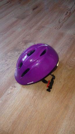 Kask rowerowy dzieciecy.