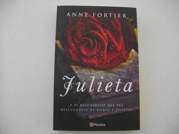 Livro: Julieta de Anne Fortier