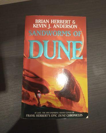 Sandworms of Dune, Herbert, Anderson