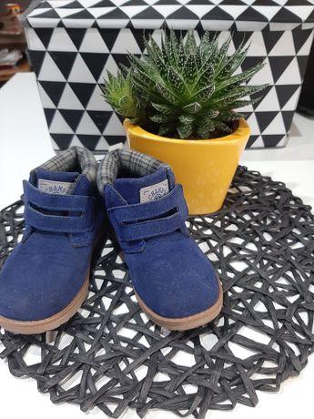 Buty chłopięce rozmiar 24