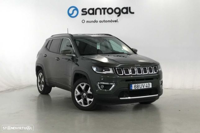 Jeep Compass 1.6 M-Jet Limited