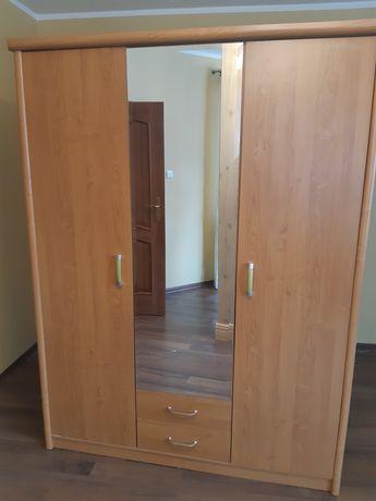 Szafa 3 drzwiowa z lustrem 152,5x59x205