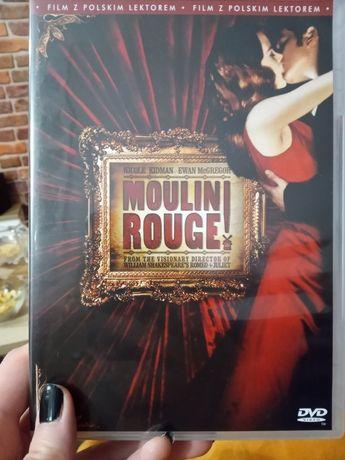 Moulin Rouge płyta DVD
