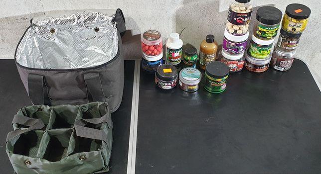 Kuferek termiczny plus kulki