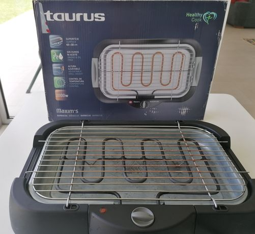 Grelhador elétrico Taurus