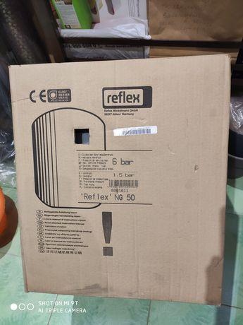 Расширительный бак Reflex NG 50 серый