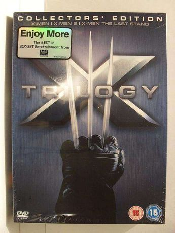 NOVO - X-Men Trilogy - Collectors' Edition