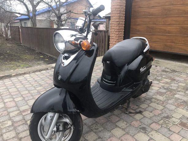 Yamaha Vino 125 куб