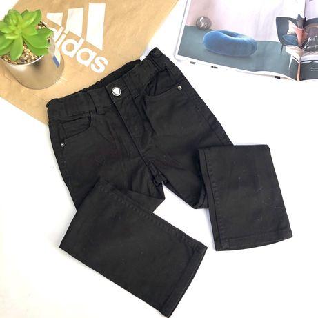 Черные штанишки H&M 3-4 года, 104 рост