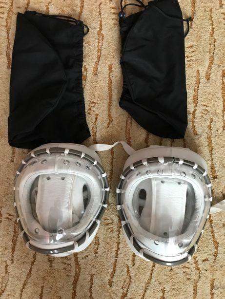 Шлем Кудо, материал - кожа, продаю парой