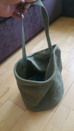 Brezentowa torba na wodę