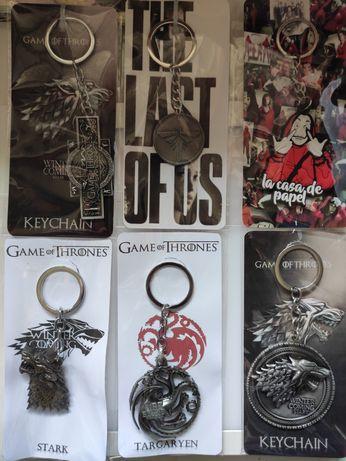 Porta Chaves Guerra dos Tronos Game of Thrones