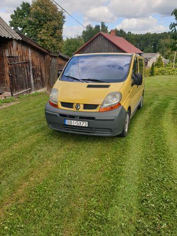 Renault trafic Klima 6 osób