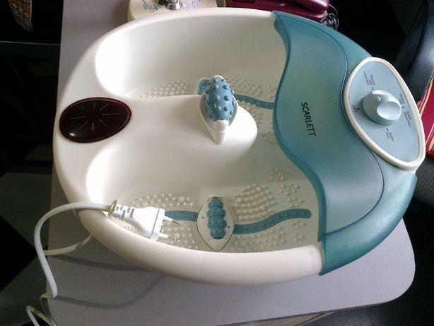 пристрої для краси: гідромасажер для ніг SKARLETT