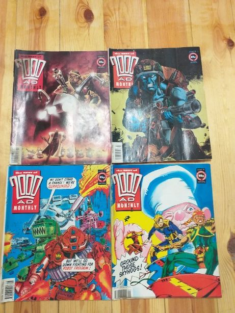 The Best of 2000AD Monthly 4 numery 91