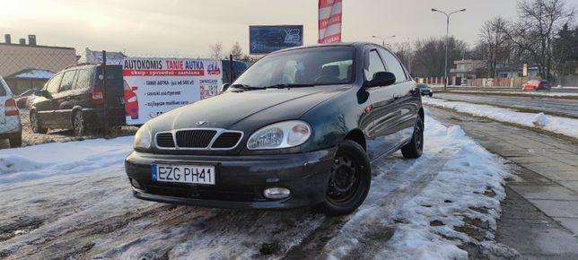 Daewoo Lanos 1.6 benzyna + LPG//2000 Rok//ZAMIANA / RATY