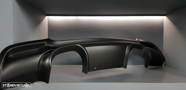 Difusor Traseiro BMW Para Serie 3 E92 LOOK M3