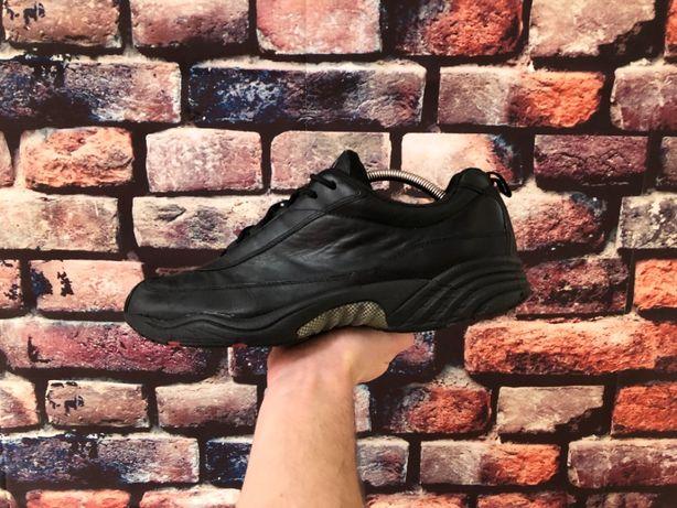 Мужские кожаные кроссовки Ecco Размер 45 29 см Оригинал