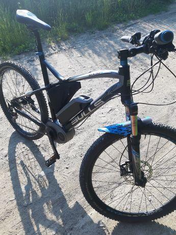 Bulls six50 e rower elektryczny Speedbox2 (cube  scott  trek)